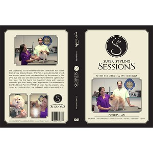 Super Styling Sessions, Pomeranian DVD