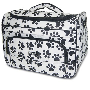 Wahl Paw Print Travel Bag