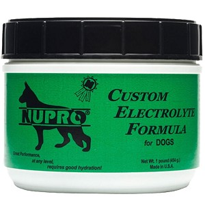 Nupro Custom Electrolyte Formula for Dogs
