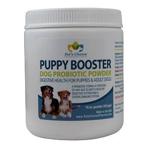 Puppy Booster Probiotic Powder