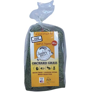 Orchard Grass Bale 40 oz