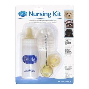 Pet Ag Nursing Kit, 4 Ounce Bottle