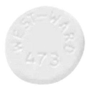 Rx Prednisone 10mg x 1 Tablet