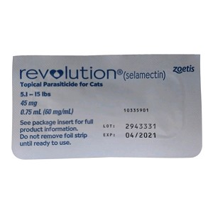 Rx Revolution, Blue Single Topical Tube Cat 5-15lb