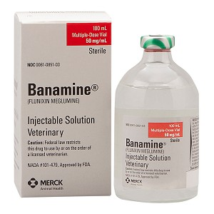 Banamine Injectable Solution Rx