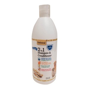 2-in-1 Oatmeal Shampoo, 25 oz