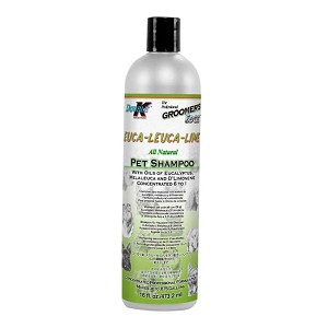 Euca-Leuca-Lime Pet Shampoo, 16 oz