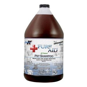 Furst Aid Medicated Shampoo, Gallon