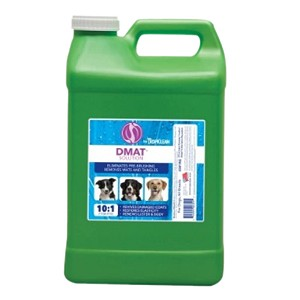 Dog and Cat D-mat Solution 2.5 Gallon