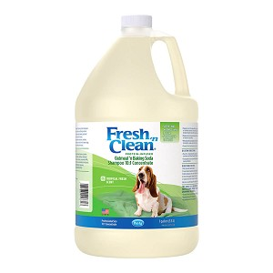 Fresh `n Clean Concentrated Oatmeal and Baking Soda Shampoo, 1 Gallon