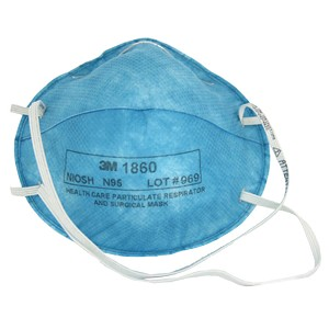 3M Health Care Particulate Respirator and Surgical Mask
