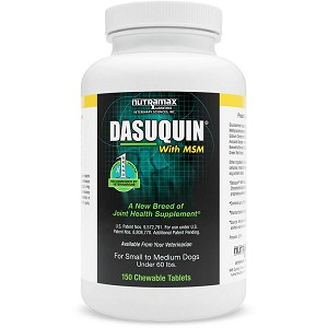 Dasuquin w/ MSM for Small and Medium Dogs, 150 Chewable Tablets