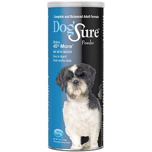 DogSure Powder Meal Replacement for Adult Dogs, 4 oz.