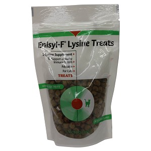 Enisyl-F Lysine Treats, 180 g, 120 Count