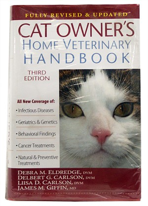 Cat Owners Home Vet Handbook