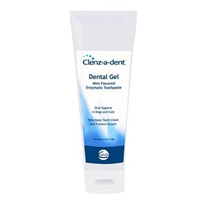 Clenz-A-Dent Enzymatic Toothpaste, 4 oz