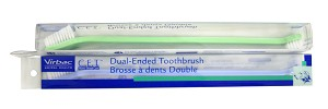 C.E.T. Dual-Ended Pet Toothbrush