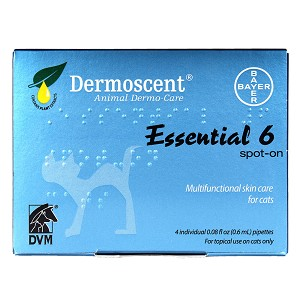 Dermoscent Essential 6 Spot on for Cats