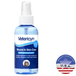 Vetericyn Feline Wound & Skin Care