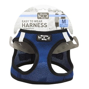 Harness Dark Blue Medium 16-18in