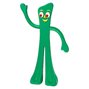 Gumby Rubber, Dog Toy, 9""