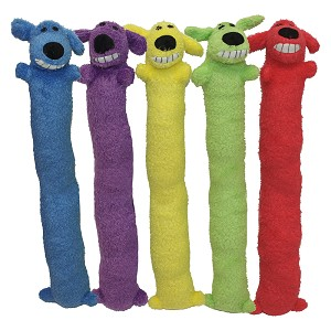 Multipet Loofa Dog The Original, Dog Toy, Jumbo, 24""