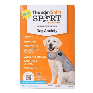 Thundershirt Pet Anxiety Treatment
