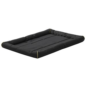 Pet Bed Ultra-durable Black 24""
