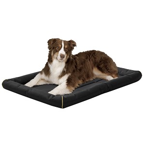 Pet Bed Ultra-durable Black 48""