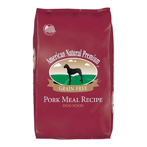 American Natural Premium Dog Food, Pork Meal Recipe, 30 lbs
