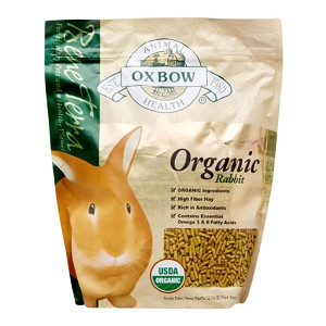 Organic Rabbit Food 3 lbs