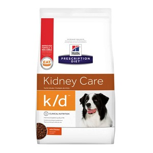 Science Diet Rx k/d Canine Kidney Care with Chicken