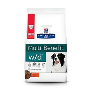 Science Diet Rx w/d Canine, 27.5 lb