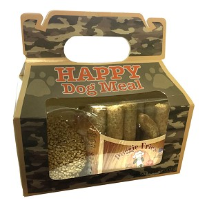 Happy Dog Meal, Green Camo, 5.8 oz