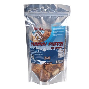 Durkha Yummy Puffs, for Dogs, 3.5 oz