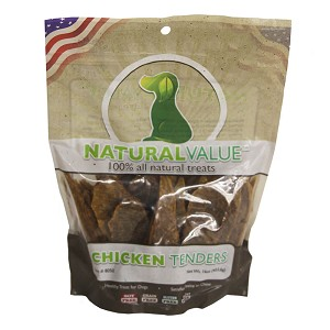 Natural Value Chicken Tenders