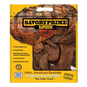 "Rawhide Chips Beef 2""x6"" 2 lb. Bag"