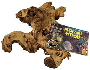 Mopani Wood Decor - Large 16-18""